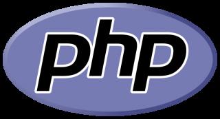 PHP le language de programmation en partie utilisé par Dolibarr